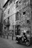 Městský motocykl — Stock fotografie