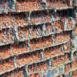 Stock Photo: Very old weathered wall