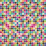 Circle Abstract Pattern — Stock Vector