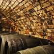 Old Wine Cellar - Stock Photo