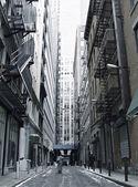 Historic City Street — Stock Photo