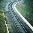 Railway in taking out — Stock Photo #8014442