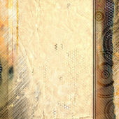 Grunge vintage abstracte textuur achtergrond — Stockfoto