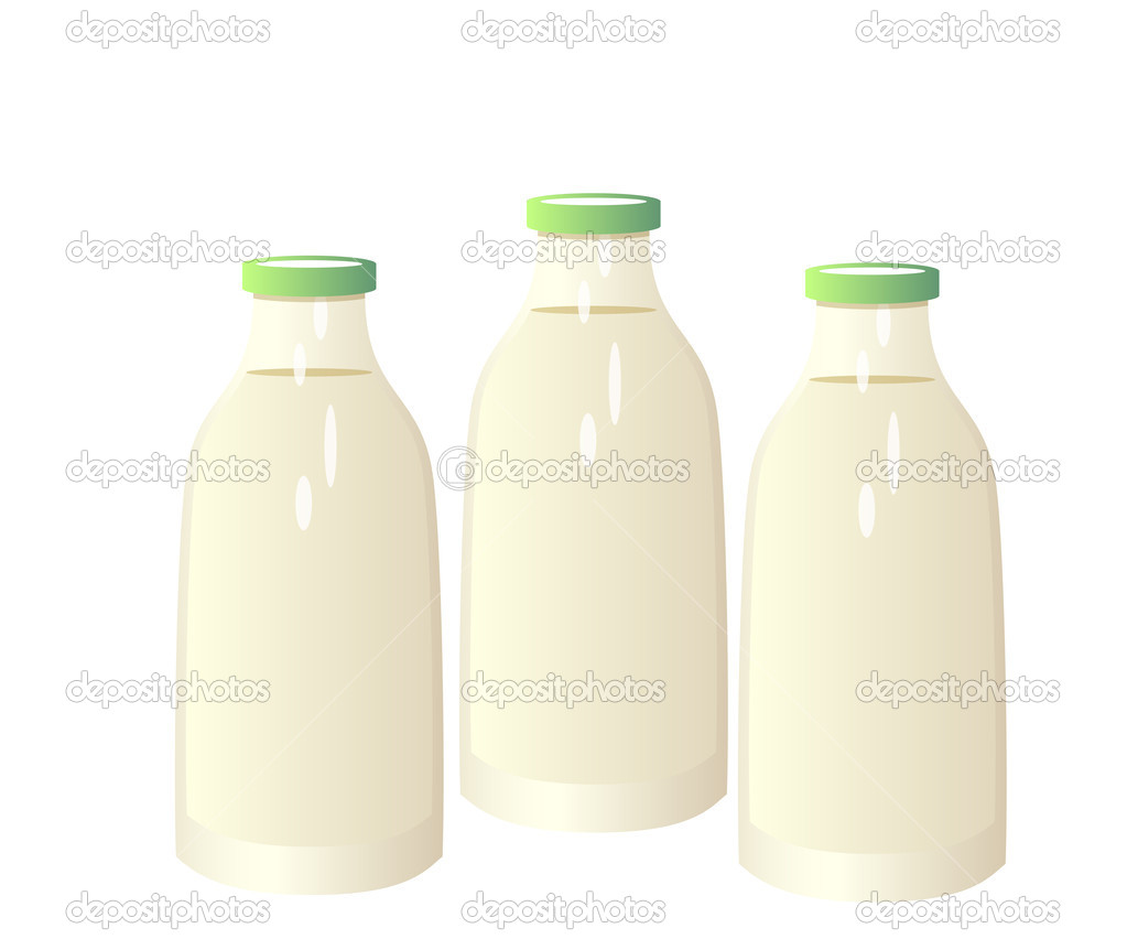 Milk package  Stock Photo #9474599