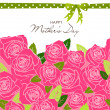 Royalty-Free Stock Vector Image: Mother&#039;s Day card