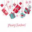 Christmas-Gifts — Stock Photo #8068010