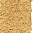 Ripped brown paper - Stockfoto