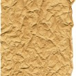 Ripped brown paper — Stock Photo