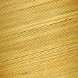 Bamboo mat background, close up shot. - 图库照片