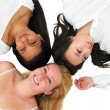 Three girls — Stock Photo #8099443