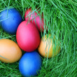 Easter eggs — Stock Photo #8099875