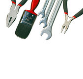 A set of tools — Stock Photo