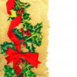 Christmas border — Photo