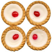 4 Bakewell Tarts — Photo