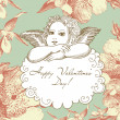 Vintage Angel - Foto de Stock  