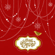 Christmas background — Foto de stock #9412704