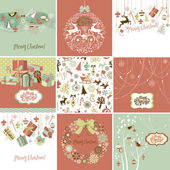 Vánoční přání — Stock fotografie
