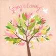 Spring is coming — Stock Photo