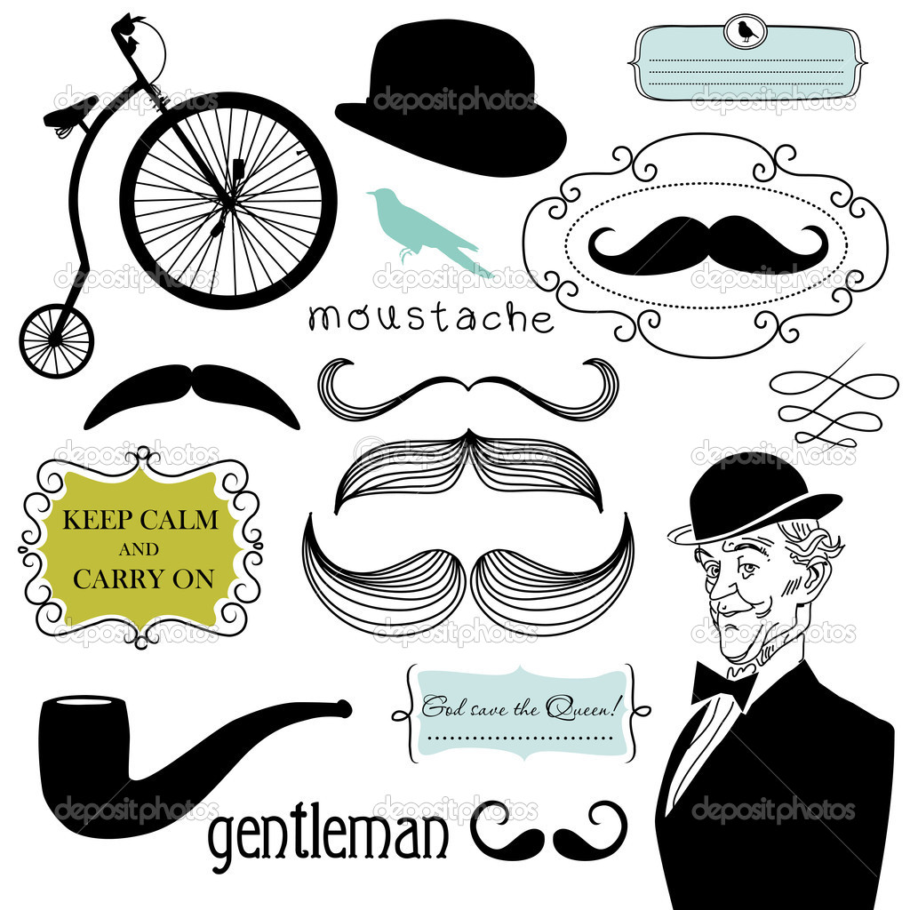 A Gentlemen's Club — Stock Photo #9481086