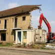 Demolished buildings — Stockfoto