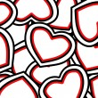 Stockfoto: Valentine background