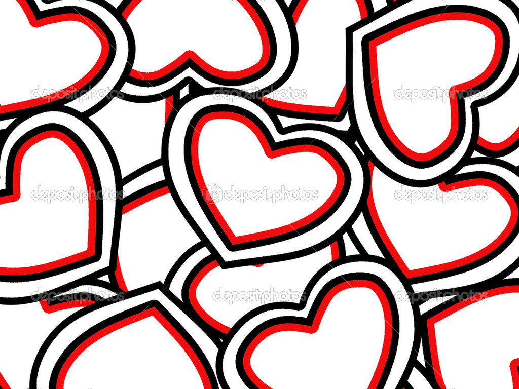 Valentine background — Stock Photo #8842862