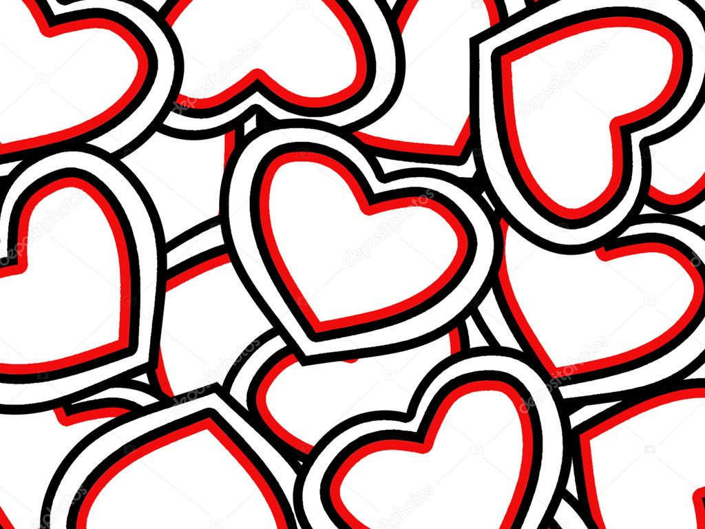 Valentine background  Stockfoto #8842862