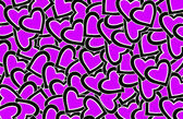St. Valentines day background — Stockfoto