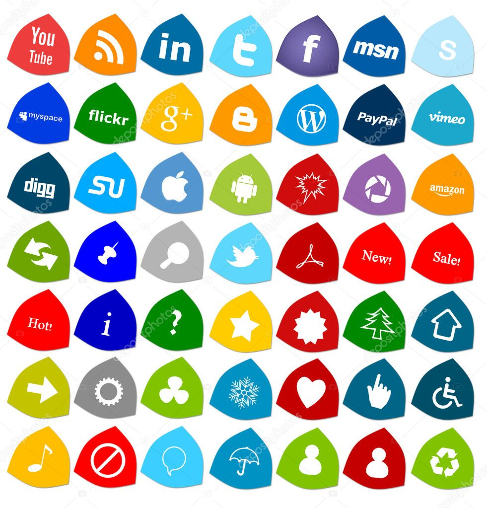 how to add social media icons to shopify page