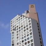 Skyscraper - Modern hotel -King Royal — Stock Photo