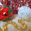 New year and christmas decoration — Stock Photo #10360173