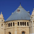 Church of the Dormition - Close Up - Stock Photo