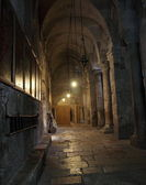 Church of the Holy Sepulchre - Golgotha, Jerusalem — Stock Photo