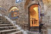Art Gallery - Old Jaffa, Israel — Stock Photo