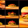 Burger — Stock Photo #10153021