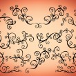 Royalty-Free Stock Vector Image: Swirls