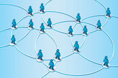 Network — Stock Vector
