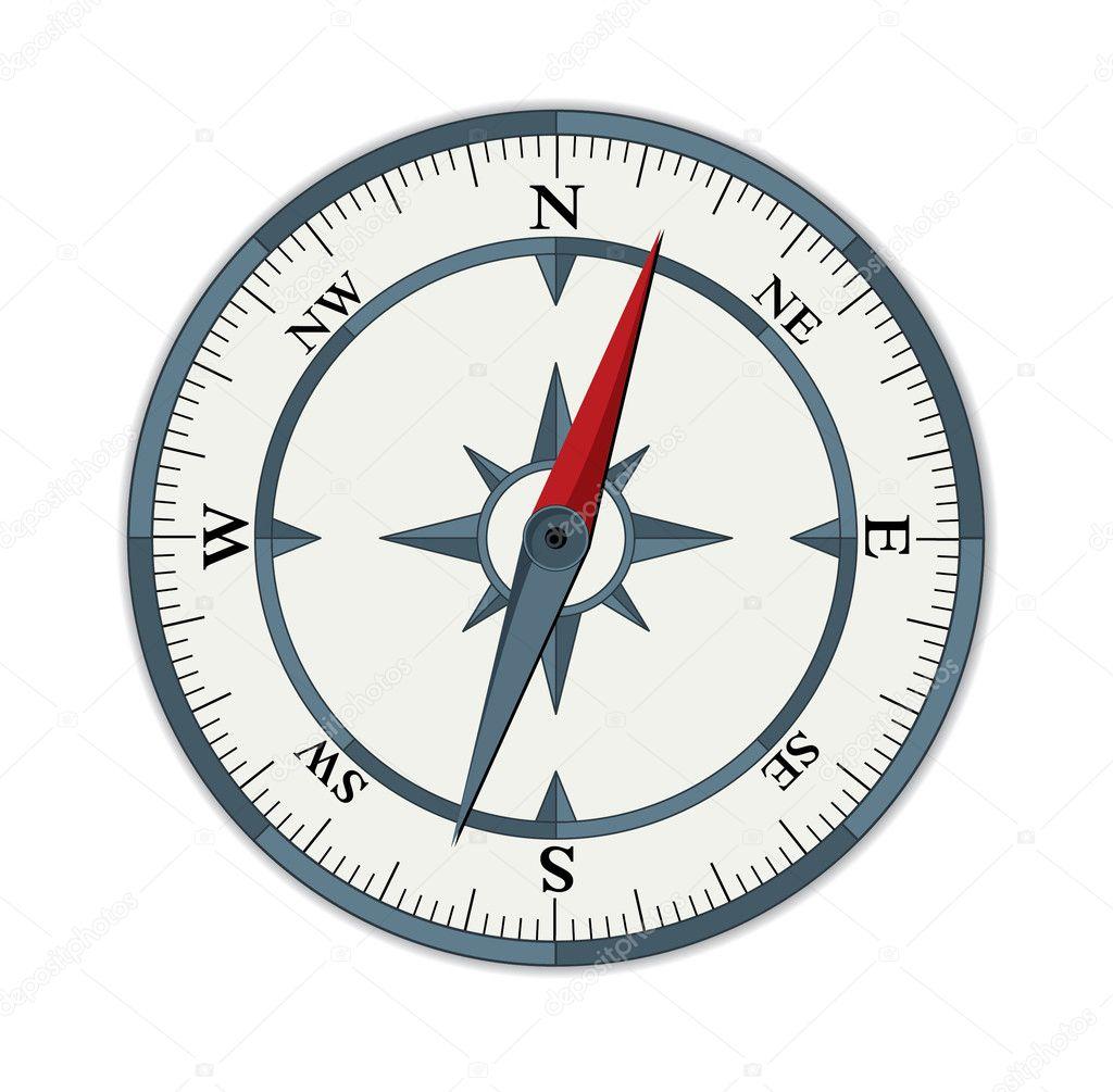 指南针 — 图库矢量图像08