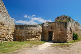 Historical ruins — Stock Photo