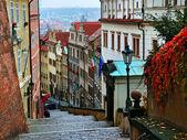 Eski şehir sokak — Stok fotoğraf