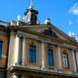Swedish Academy in Stockholm (Sweden) — Stock Photo #8856550