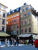 Gamla Stan in Stockholm, Sweden — Stock Photo