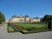 Drottningholm's castle (Sweden, Stockholm) — Stock Photo