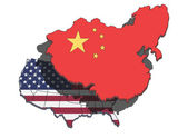 China Domination — Stock Photo