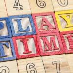 Playtime — Stock Photo