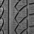 Tire tread — Stock Photo