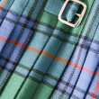 Kilt closeup — Stock Photo