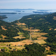 Stock Photo: Gulf Islands