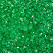 Stock Photo: Green sprinkles