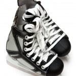 Постер, плакат: Ice hockey skates